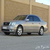 لكزس LS 430 موديل 2001 سعودية