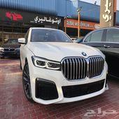 BMW 730LI M Sport 2021 GCC