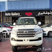 Toyota Land Cruiser GXR V6 2018 GCC