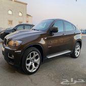 BMW X6 2013 بي ام اكس 6 2013