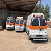 Three GMC Savana Ambulances for Sale