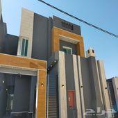 للبيع درج داخلي وشقه حي البيان شرق الرياض288م