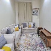 اثاث بيت كامل خمس غرف للبيع الاثاث نظيف
