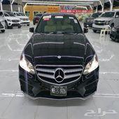 سيارة Mercedes E 350 2015 مستعمله من الامارات