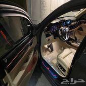 BMW 740 2018 diamond seats