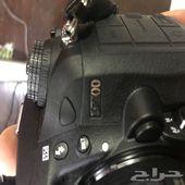 كاميرا Nikon D7100 مع عدستين