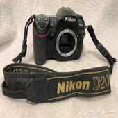 كاميرا نيكون d200