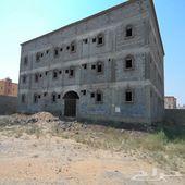 فرصة استثمارية رائعةعمارة عظم 12 شقة في جيزان