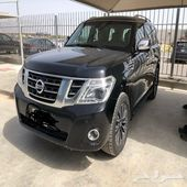 Nissan Patrol LE Platinum Full Option 2014