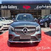 Mercedes GLC 250 AMG 4M Coupe Warranty 2017 G