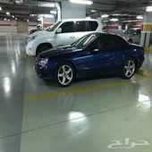 للبيع مرسيدس SL500 موديل 2002م