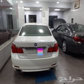 BMW 2009 حجم 740