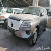 نيسان بترول موديل 2021 سعودي SE