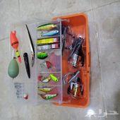 عدة صيد سمك