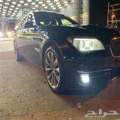 BMW 2013 730 Li