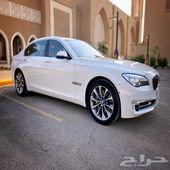 للبيع BMW 730 Li 2015 Premium ممشى قليل جدا