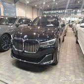 BMW 730Li خليجى 2020
