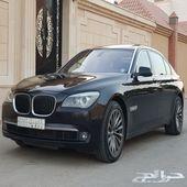 بي ام دبليو 2012 740 سعودي