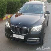 بي ام دبليو 2014 730Li سعودي