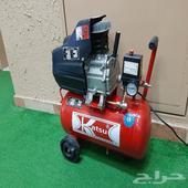 للبيع ماطور هواء 24 لتر من شركة Katsu