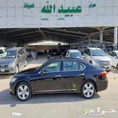 لكزس LS460 موديل 2010 فل كامل سعودي