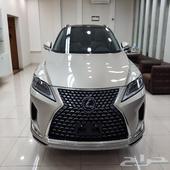 LEXUS-RX450H 2020