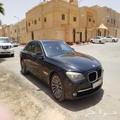 BMW 740 موديل 2010 للبيع