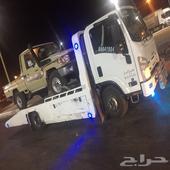 سطحه شرق الرياض هدرليك وعادي للنقل السيارات