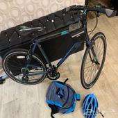 دراجة هوائية من شركة TRINX