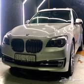 BMW الفئة السابعة 2013
