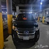 Ford Edge 2014 Jet Black