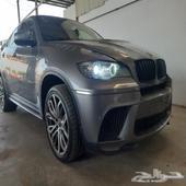 BMW X6 موديل 2011 مخزن وكالة بدون اي ملاحظة