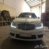 مرسيدس 350 S معدل S63 2012