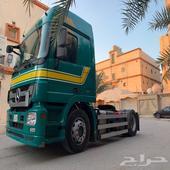 شاحنة مرسيديس ميقا 2011 بطاقه جمركيه