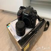 كاميرا Nikon d7000 نيكون إحترافية