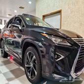 2018 لكزس بلاتينيوم Lexus RX 350