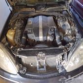 مرسيدس S320 فياغرا 2001 نظيفة