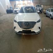 مازدا جيب CX9 فل كامل دبل 2021 سعودي لدى شركه عبد المجيد الخضر الرياض الشفاء