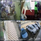 عرض حصري - تركيب كاميرات مراقبة