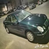 مرسيدس E240 ابوعيون2004