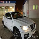 BMW x6 بي ام دبليو اكس 6 ستة سلندر فخمة