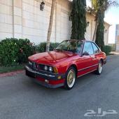 لعشاق الكلاسيك BMW 635i