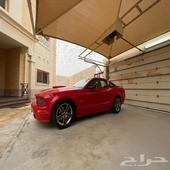 فورد Mustang 2008 بحاله الوكاله تم البيع
