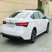 أفالون 2017 XLE سعودي نظيفه جداا
