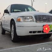 فورد كراون فكتوريا سعودي مخزن 2003
