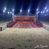 مخيم في هدى الشام