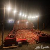 مخيم الفارس حي ابرق الرغامه