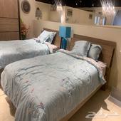 سرير مفرد جديد