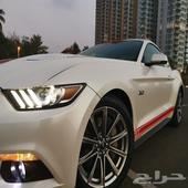 موستنج 2017 .. 8 سلندر 5.0 Mustang premium