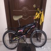 دراجة رامبو مقاس 20 نضيفة